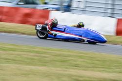 Ben Bygrave & John Briggs, MRO, 2013-06, Snetterton