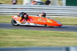 Simon Gilbert & Jed Pilmoor-Brady, British F1 Sidecar, Snetterton, 2013-07