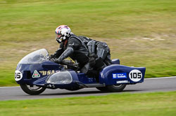 William Leeflang & Michiel Leeflang, VMCC, Cadwell Park, September 2013
