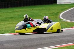 Mick Bleackley & Darren Tritton, BMCRC, Cadwell Park, 2013-09