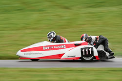 Kevin Cable & Guy Pawsey, BMCRC, Cadwell Park, 2013-09