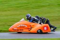 Shane Maddison & Steve Gaunt, BMCRC, Cadwell Park, 2013-09