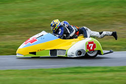 David Ward & Kevin Field, BMCRC, Cadwell Park, 2013-09