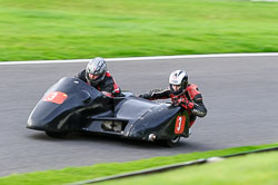 Charlie Morphet & Lee Woodward, Auto66, Cadwell Park, 2013-10