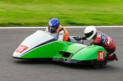 D Kilkenny & R Jackman, Auto66, Cadwell Park, 2013-10