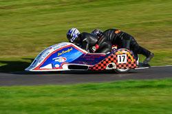 Lee Crawford & Stuart Ramsay, Derby Phoenix, Cadwell Park, 2013-10