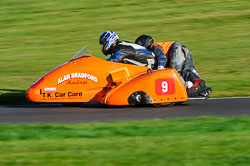 Shane Maddison & Joe Gaunt, Derby Phoenix, Cadwell Park, 2013-10