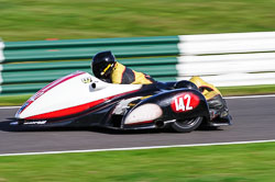 John Lowther and Jake Lowther, Derby Phoenix, Cadwell Park, 2013-10