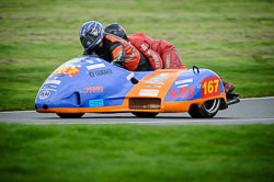 Wes Pettman at MRO, Cadwell Park, Lincolnshire, April 2018. Photo: Neil Houltby