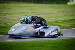 Craig Clark and Craig Andrew Clark at MRO, Cadwell Park, Lincolnshire, April 2018. Photo: Neil Houltby