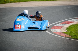 Andy king at EMRA, Mallory Park, Leicestershire, May 2018. Photo: Neil Houltby