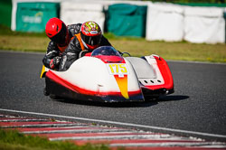 Shipley and Willey at EMRA, Mallory Park, Leicestershire, May 2018. Photo: Neil Houltby