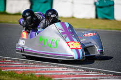 Hayley Capewell and Helen Deeley at EMRA, Mallory Park, Leicestershire, May 2018. Photo: Neil Houltby
