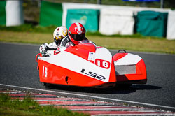 Alan Longshaw at EMRA, Mallory Park, Leicestershire, May 2018. Photo: Neil Houltby