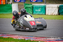 Shaun Chandler and Ben Chandler at EMRA, Mallory Park, Leicestershire, April 2019. Photo: Neil Houltby