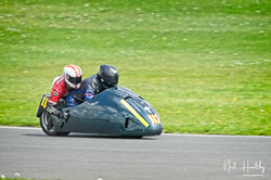 David Schofield and Guy Pawsey at NG Road Racing, Donington Park, Leicestershire, May 2019. Photo: Neil Houltby