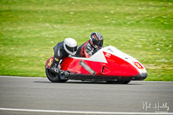 Brian Ilaria and Olly Lace at NG Road Racing, Donington Park, Leicestershire, May 2019. Photo: Neil Houltby