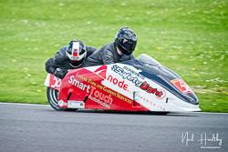 John Chandler and Doug Chandler at NG Road Racing, Donington Park, Leicestershire, May 2019. Photo: Neil Houltby