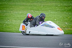 Marianne Walford and Janet Tyrell at NG Road Racing, Donington Park, Leicestershire, May 2019. Photo: Neil Houltby