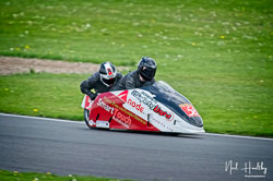 John Chandler and Doug Chandler at NG Road Racing, Donington Park, Leicestershire, May 2019. Photo: Neil Houltby